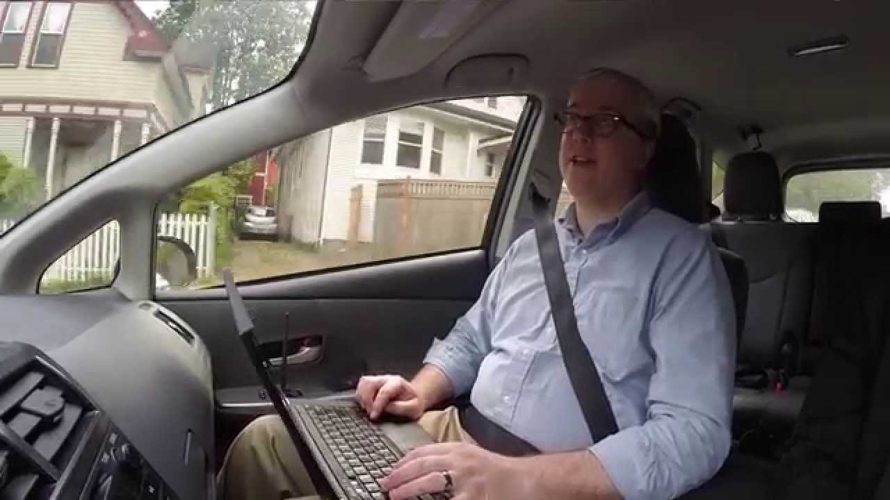What is 'Wardriving' and How Can It Affect Your Company's Computer Network?