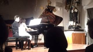 Duo Pianistico Lucia Romanelli - Marco Allevi.