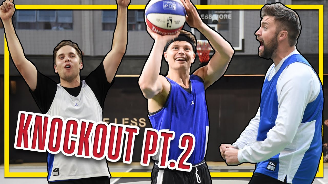 Will Josh Horton Be The Ultimate Knockout Champ!?