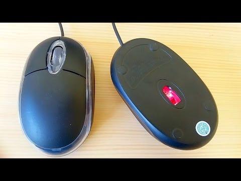 $1.25 Optical Mouse Test & Teardown
