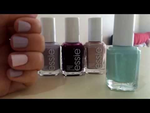 Essie палитра лак для ногтей