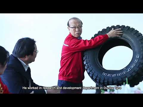 "Shandong Yinbao Tyre Group in Program ""Quality"" from CCTV"