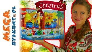 Kalendarz adwentowy  Lego City 60201  2018