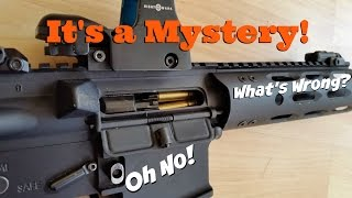 mystery of the 300 blackout ar pistol