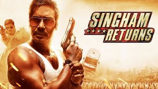 Singham Returns (Trailer With English Subtitles) | Ajay Devgn & Kareena Kapoor