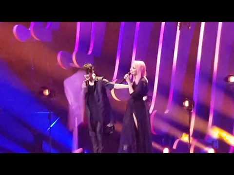 Cláudia Pascoal - O Jardim - Portugal Eurovision 2018