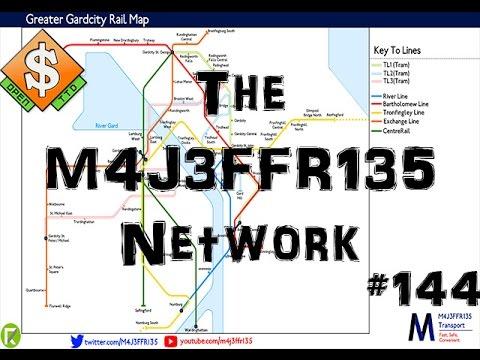 The M4J3FFR135 Network | OpenTTD | #144 | Signalling Headaches