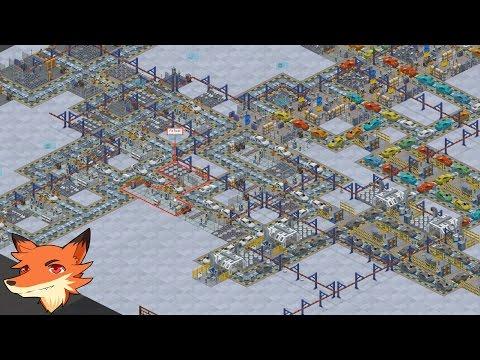 Production Line [FR] - Le jeu de gestion arrive sur steam, on découvre l'Early Access!