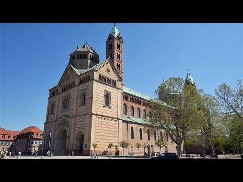 Speyer, Sehenswürdigkeiten der ehemaligen freien Reichsstadt