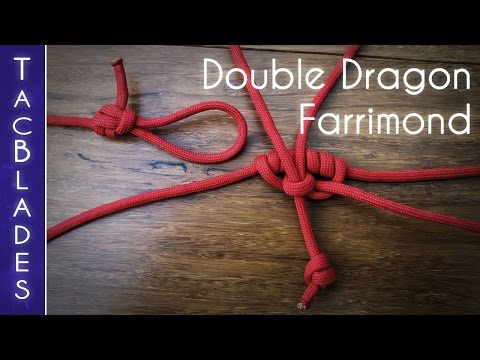 Double Dragon and Farrimond Knots