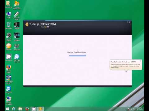 HOW TO INSTALL TUNEUP UTILITES 2014(CRACKED) AND SOME NEW FEATURES IN IT