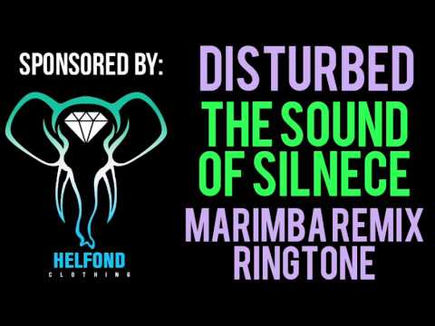 Disturbed - The Sound Of Silence Marimba Ringtone and Alert