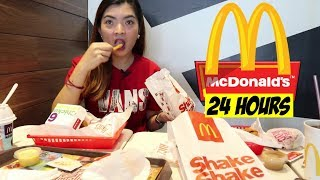 mcdonalds menu challenge