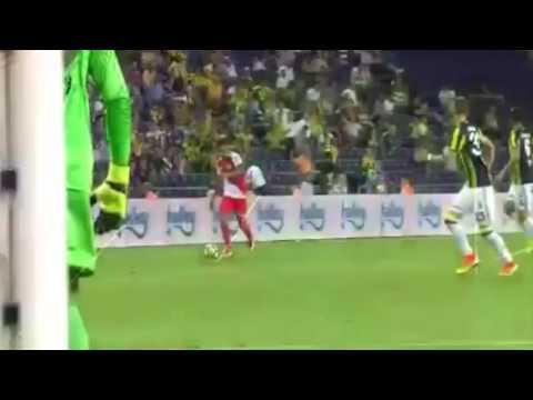 Falcao gol vs Fenerbahce 1:1