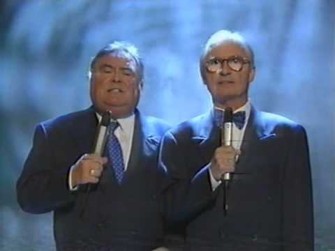 Harry Hill: Little and Large sing the Pet Shop Boys
