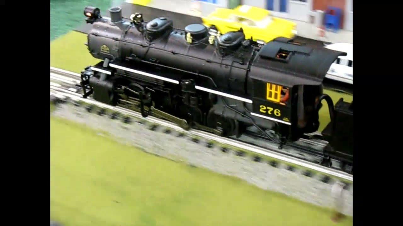 Vintage S Gauge Model Trains Youtube