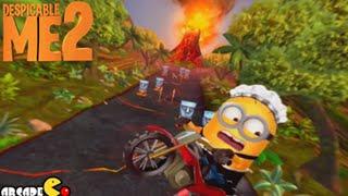 Despicable Me 2: Minion Motocross Bike in Volcanic Island