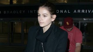 Kaia Gerber Gives Fans Love After Being Named