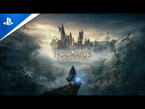 Hogwarts Legacy : L'Héritage de Poudlard | Bande-annonce de révélation | PS5, PS4