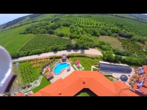 Комплекс Старосел / Complex Starosel - winery and SPA center in Bulgaria.