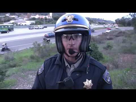 CHP, JC Playford ( NINJA ), and a 100 mph mc crash. enjoy this one