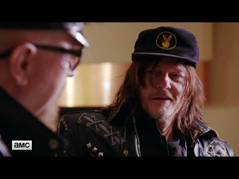 ROADKILL - Rob Halford And Norman Reedus.