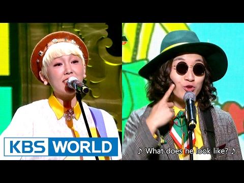SEENROOT - Sweet Heart | 신현희와 김루트 - 오빠야 [Music Bank / 2017.02.17]