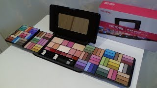 Pretty Pink Pro Cosmetics Make Up Set from Argos
