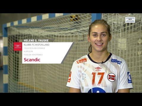 Helene Fauske - håndball