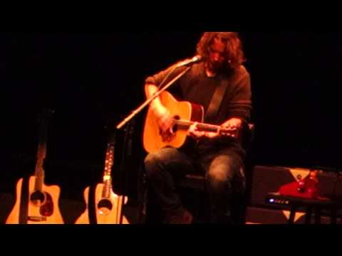 Chris Cornell The Day I Tried to  Knight Theatre, Charlotte,NC 12213