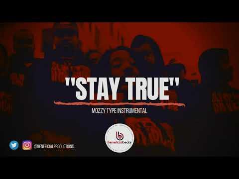 "[FREE] Mozzy Type Beat ""Stay True"" | 2020 West Coast Rap Instrumental"