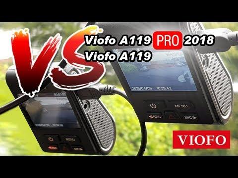 Viofo A119 PRO vs A119 (extreme performance test & review) A119PRO vs A119