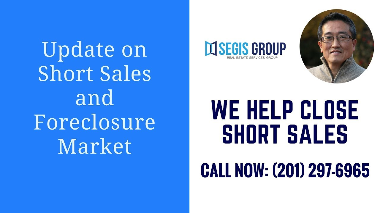 Foreclosure and Short Sale Market Update (New Jersey)
