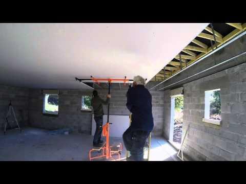 Meuble tv en placoplatre ba13 funnydog tv for Plafond en placoplatre
