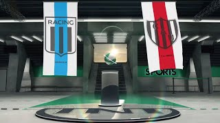 Racing vs Unión SF por TNT Sports