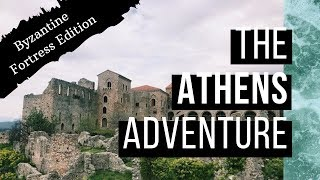 Athens Adventure: Byzantine Fortress Edition