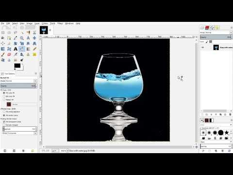 GIMP Background Color thumbnail