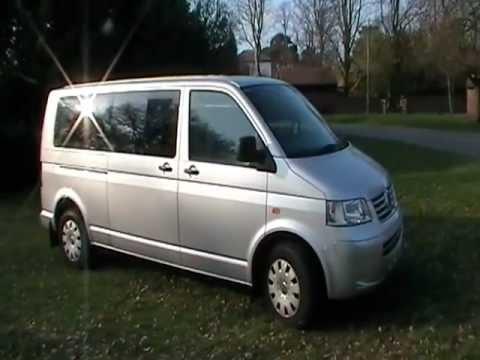 abd01fbbe6 SOLD - VW Transporter T5 Shuttle T30 2.5TDi PD 130BHP SE LWB 9 Seat  MPV Minibus - 2007(07)