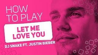 DJ Snake ft. Justin Bieber - Let Me Love You | SUPER PADS KIT EDGE