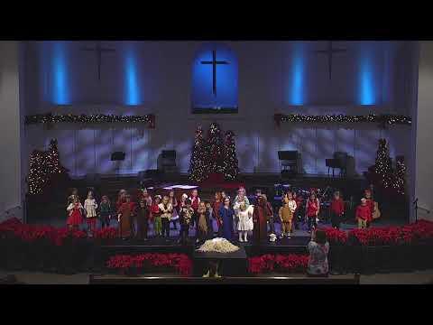 Park Place Christian Academy K4 Christmas 2020