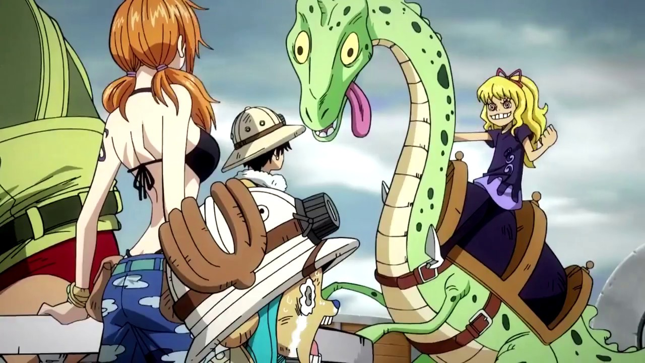 One Piece Heart Of Gold Nami And Robin Hd