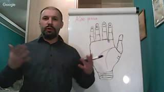 Хиромантия. Урок 4. Папиллярные узоры/петли. Линии. Знаки.