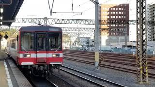 鹿島臨海鉄道6000形 6016号車 水戸→(普通)→鹿島神宮