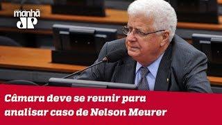 Conselho de Ética da Câmara deve se reunir para analisar parecer sobre cassação de Nelson Meurer
