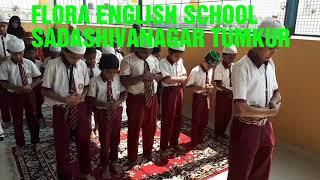 FLORA ENGLISH SCHOOL SADASHIVANAGAR TUMKUR