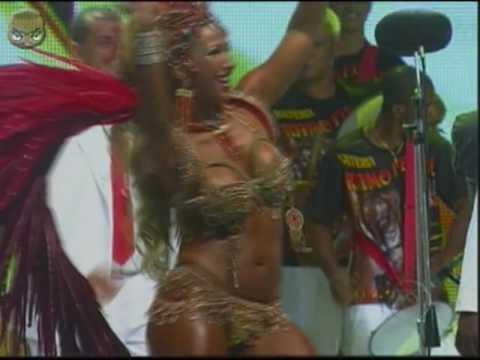 Viviane Araujo , Raissa , Thatiana Pagung,Valesca,Gracyanne,Renata Santos , Carnaval 2010