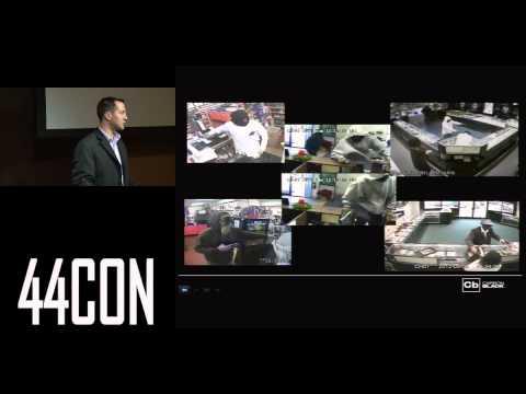 Surveillance Cameras..... Michael Viscuso at 44CON 2012.