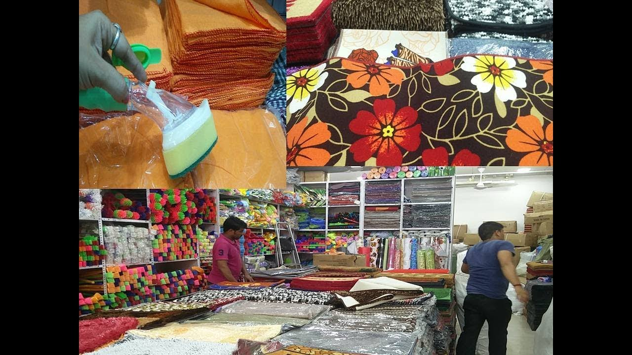 Household items at Wholesale price /Brooms,Carpets,Doormats / sowcarpet  ,chennai