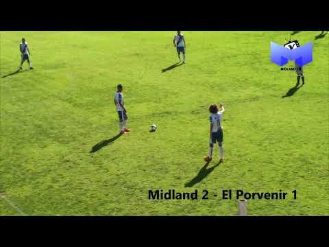 Todos los goles de Midland. Temporada 2017/18