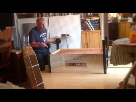 How to Build a Caja China - Quick Assembly